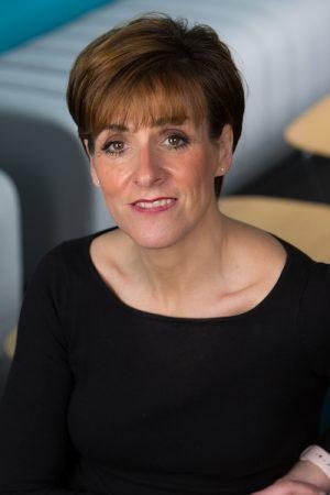 Paula Varndell-Dawes Portrait IHS Solutions CEO