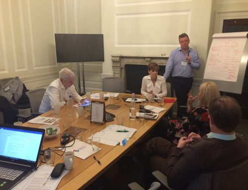 Healthcare consultancy brings together new Advisory Board