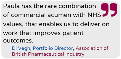 Insightful Health Solutions testimonial from ABPI